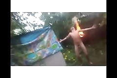 Crazy naked man outside https://nakedguyz.blogspot.com