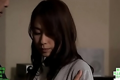 Japanese wife having an affair with another man hot lovemaking