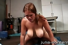 I fuck my employee with my big cock
