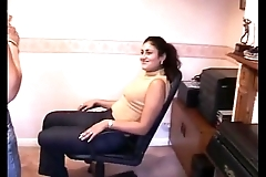 Indian malvina and- british lisa amatuer break-up lickers #3