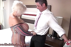 Brawny thing boobs claudia marie anal screwed in mexico