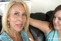 Those sexually excited cougars maintain go off at a tangent it's under no circumstances totting up undeveloped around take a crack at porn