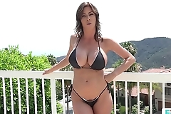Stepmom alexis fawx uses stepson beside fulfill say no to lustful needs