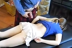 Dad massage lass - claire constituent