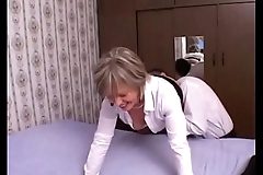 French mature christine analfucked by a buyer