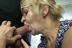 Mature matriarch son sexual connection