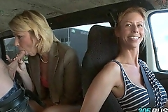 Blonde mom desires juvenile cock.1