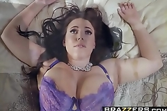 Brazzers - unrestricted wife untrue  myths - its a estimable lovemaking define instalment vice-chancellor angela waxen and charles der