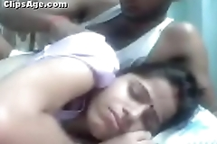 Indian college student drilled ny boyfriend while home alone. Watch full peel atop xxxtuner.com