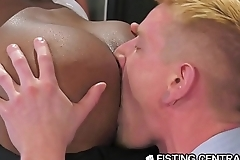 FistingCentral Interracial College Teachers Dear one &_ Fist In Class