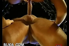 Gorgeous sweethearts'_ throats filled to the brim with semen