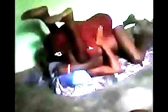 High School Student From Ghana Fucks Girlfriend Deep and She Can'_t Take it