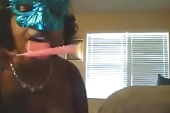 bdsm horny bbw housewife sucking candypop like a dick pt.2