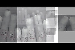 0 &ndash_ Olivier (Ongles1234) hand fetish pictures compilation, hands and nails evolution, thumb sucking and nails biting (pictures from 1999 to 2002)